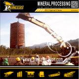 Diseño mineral del canal inclinado espiral de la separación de la fibra de vidrio profesional de China