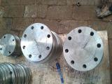 Bride en aluminium de cou de soudure d'ASTM B221 6063