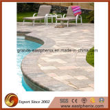 Piedra de pavimentación popular de la piscina