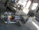 Bomba de enchimento de suspensão submersível vertical para lixívia de concentração alta
