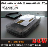12V 24V Magnet Strobe Warning Mini Lightbar
