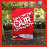 Bandera publicitaria de encargo del PVC del vinilo