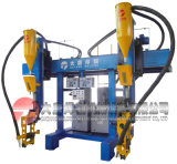 Linha de produção máquina do H-Beam de soldadura do pórtico