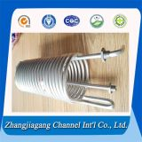 고압 Oil 및 Gas Transportation Stainless Steel Corrugated Pipe
