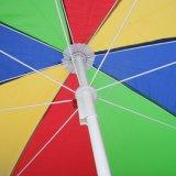 Parasole registrabile di protezione dello schermo di Sun del patio del giardino della spiaggia del parasole di altezza