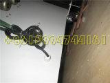 Машина роторной таблицы пневматическая горячая штемпелюя для кожи