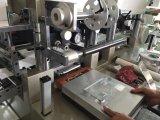 Etiqueta adhesiva, cinta de la espuma, máquina que corta con tintas de perforación de sellado caliente