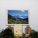 Écran de publicité polychrome extérieur de P6 DEL