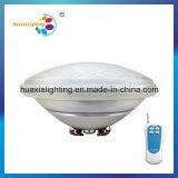 工場価格PAR56 18W 12V RGB IP68 LEDのプールライト