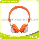 Cuffia chiara senza fili di stile LED Bluetooth della testa di prezzi competitivi per il telefono delle cellule