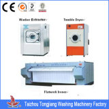 洗濯の家のための洗濯装置のFlatworkの自動アイロンをかける機械