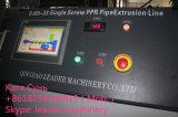 Linea di produzione calda dell'espulsione della conduttura di acqua fredda di PPR macchinario del condotto termico del pavimento della macchina