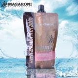 Máscara hidratante del pelo del tratamiento 500ml del pelo de la queratina de Masaroni