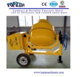 800リットルの中国のコンクリートミキサー車機械