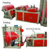 2016non Woven Flat Bag Making Machine su Sale
