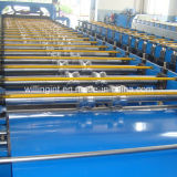 Roofingのための鋼鉄Sheet Roll Forming Machine