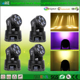 Qualität 5PCS LED Moving Head Beam Wash Light