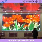 호리호리한 조정 LED 스크린 또는 실내 옥외 LED 단말 표시 (P3, P4, P5, P6 널)