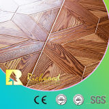 AC3 HDF Woodgrain Texture V-Grooved Wooden Wood Laminate Laminated Flooring