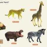 高品質の動物のプラスチック図おもちゃ