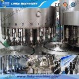 Botella de líquido de la máquina de llenado