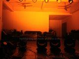 전문가 36PCS 6in1 LED 이동하는 헤드 염색 단계 점화 (HL-005YS)