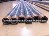 Tuyau en céramique fait sur commande de résistance à l'usure de vente chaude