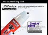 Lubricante personal No-Grasiento claro soluble en agua del OEM