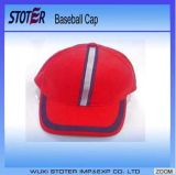 Bonne casquette de baseball 100% bon marché de coton de broderie