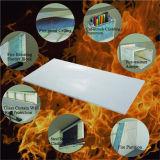 Tapume do cimento da fibra do material de construção da um-Classe/placa à prova de fogo do cimento