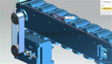 TM-T4-Mt Vier-Farbe Becken-Auflage-Drucker-heißer Verkauf