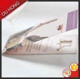 Neue Papierkleid2016 hangtag-Schwingen-Marken-Karte