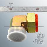 세륨에 의하여 승인되는 Parker 90 팔꿈치 흡진기 회전대 견과 관 유압 이음쇠 및 유압 접합기 (2C9)
