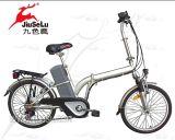 """20 """" 250W que dobram a bicicleta elétrica com pedal (JSL018)"""