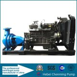 sistema de bomba do impulsionador da pressão de água do motor 4inch mòvel diesel