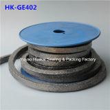 Resistencia abrasiva excelente que lubrica el embalaje del grafito de la fibra del ramio de los añadidos