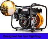Nuovo disegno 2 pollici - alta pompa ad acqua della benzina di pressione con due Impellors (WP20H)