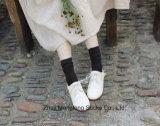 Van de Katoenen van het Meisje van dalingen en van de Stijlen van de Winter de Nieuwe Zoete Comfortabele Pasvorm Kleur van Sokken Stevige