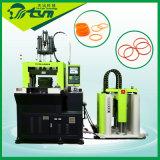 Máquina vertical da modelação por injeção da tira da selagem da tampa do cilindro do silicone