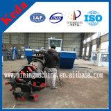 Dieselsand-Absaugung-Bagger-Lieferung der energien-18inch