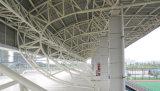 建物の屋根ふきのためのプレハブの鉄骨構造のトラスシステム