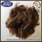 Beste Qualitäts-Polyester-Spinnfaser PSF für Teppich-Wolldecken