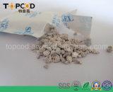 Осушитель глины бентонита с бумажным ISO пропуска упаковки