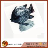 Scultura nera dell'animale della pietra del granito dello Shanxi