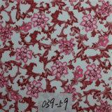 꽃과 나무 마루 패턴에 의하여 인쇄되는 PVC 물자 소파 가죽