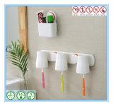 Шкаф хранения зубной щетки двустороннего всасывания