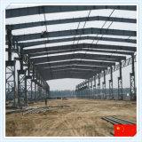 Projeto de aço pré-fabricado do hangar dos aviões do projeto moderno