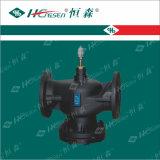 La válvula Df/F-08/HVAC del arrabio controla productos