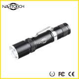 Aleación de aluminio Equisite y pequeña linterna del recorrido LED (NK-6620)