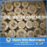 Tipo tejido Maishi acoplamiento de alambre de acero inoxidable